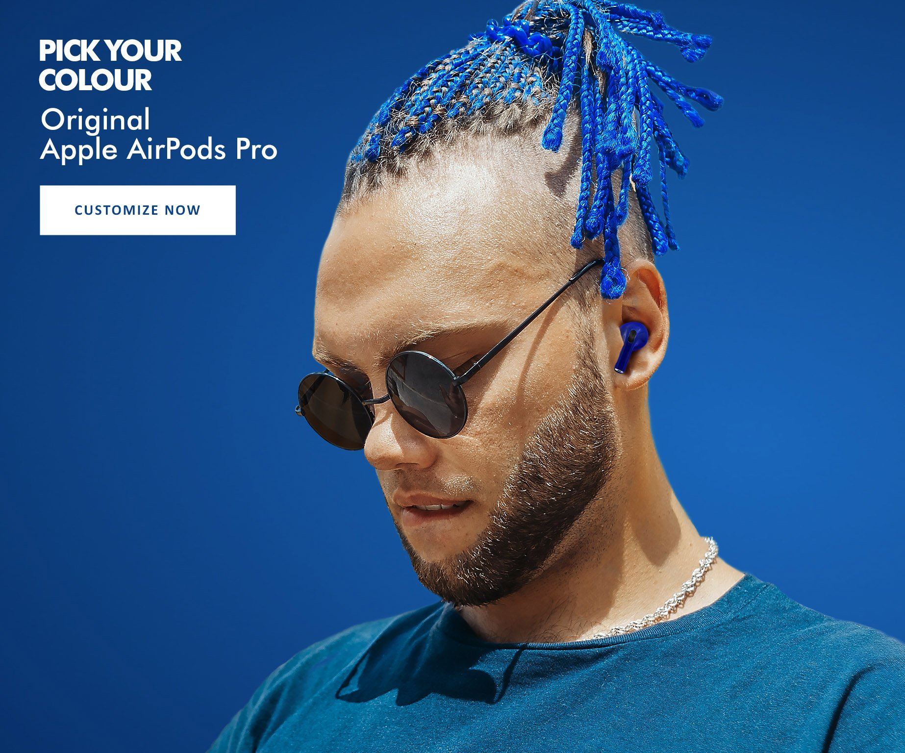 Pick Your Colour - Original Apple Airpods Pro - Customize Now