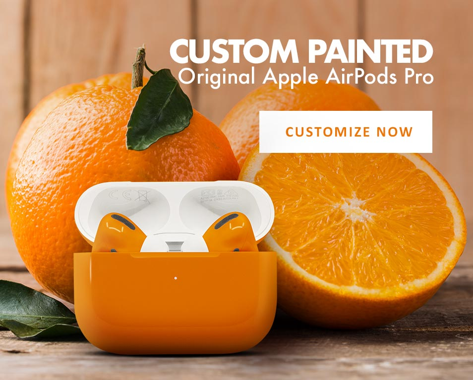 Custom Painted - Original Apple AirPods Pro