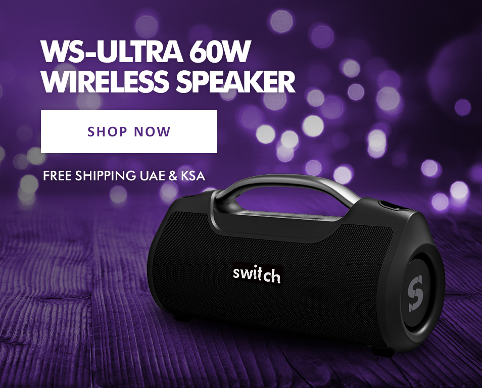 Switch WS-Ultra 60W Wireless Speaker