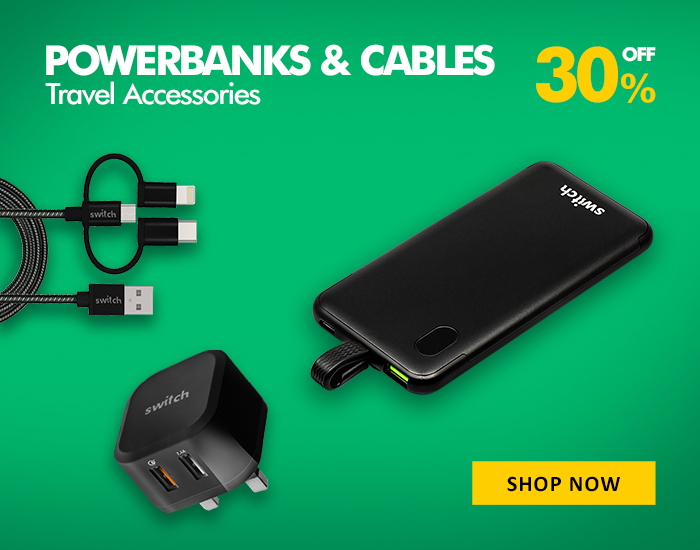Powerbanks & Cables