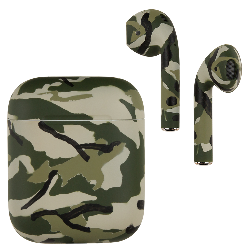 AirPods Camouflage Matte