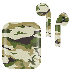 AirPods Camouflage
