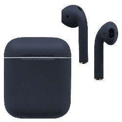 AirPods Navy Blue Matte