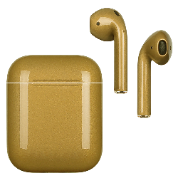 AirPods Metallic Gold