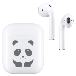 AirPods Apple AirPods Device White Panda